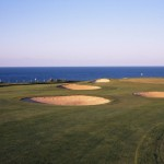 Golf Omaha Beach, Parcours de la Mer