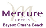 Hotel at Port-En-Bessin, Mercure Bayeux Omaha Beach in Normandy, official website