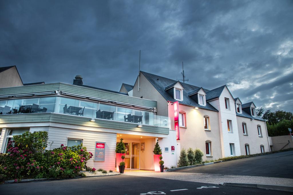 Hotel De Normandie Amiens France