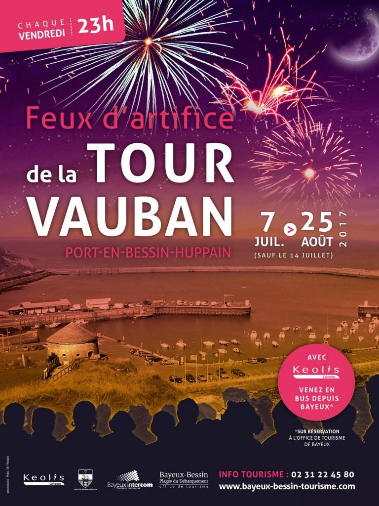 Exeě 30 x 40 Tour Vauban 2017